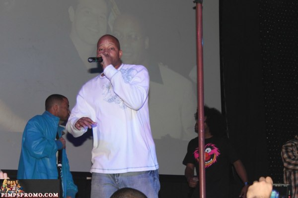 Warren G at Players Ball, Internext 2010