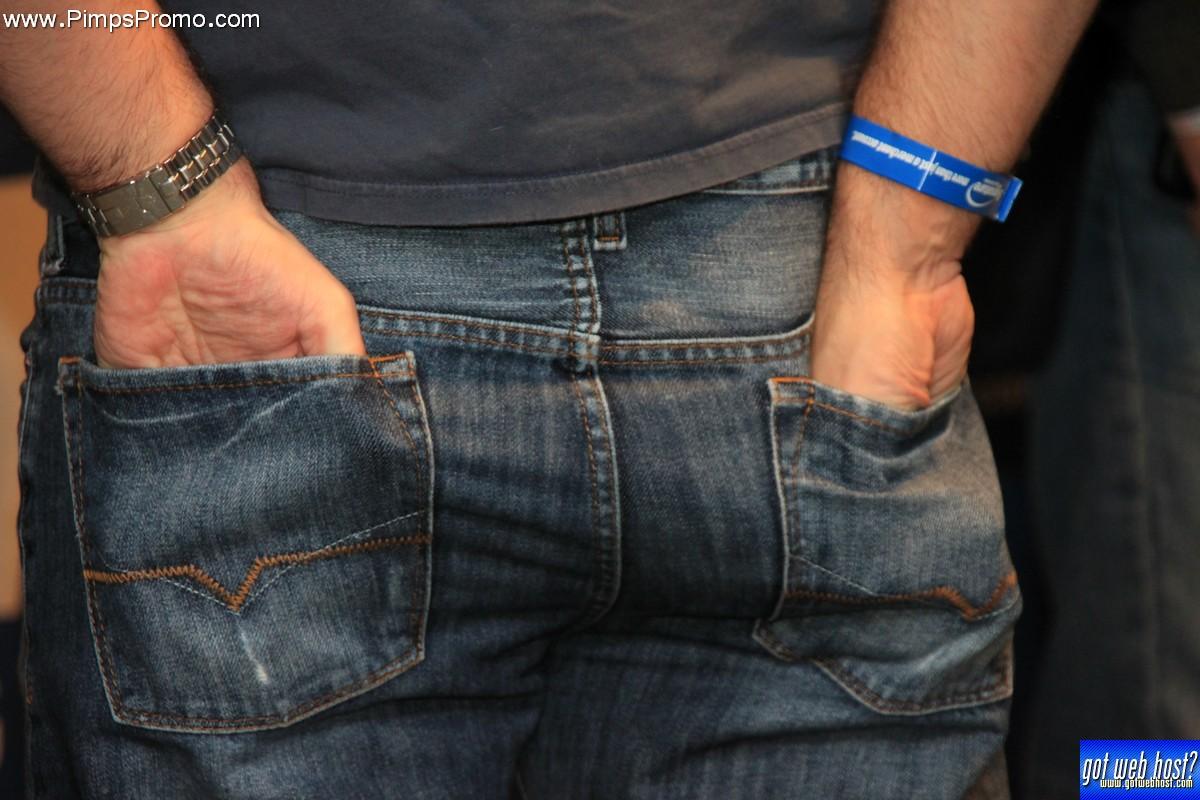 Brad Gosse Butt