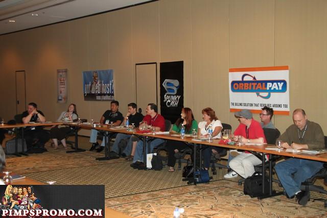 Business 101 seminar at The Phoenix Forum 2010