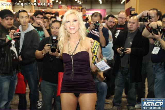 Ashley Fires at AEE 2011