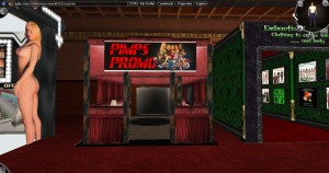 PimpsPromo Virtual Booth