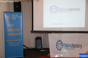 Dating Factory Partner Conference at iDate 2012 LA